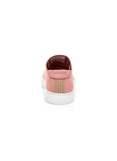 Lacoste Kadın  Sneakers 736CAW0056.PT4 Pembe